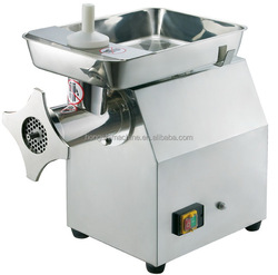 Electric meat grinder machine desktop commercial home meat poultry fish mutton beef