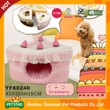Factory Price Cup Cake Bed Dog