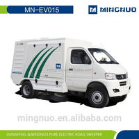 multifunctional Truck mounted street cleaning machine