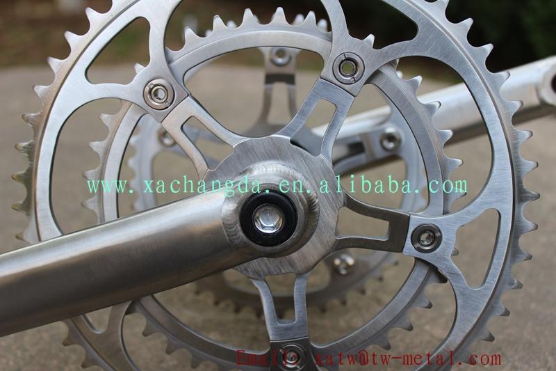 Ti tandem bike frame crankset25.jpg