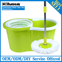 Green Magic 360 Easy life Spin Mop with microfiber mop head online shopping india