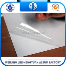 1.2mm foam PVC sheet for photo product