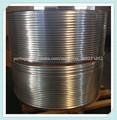 tubos de alumínio de espessura de parede
