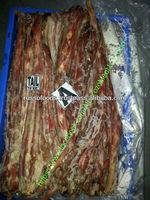 Fresh Frozen Boneless Buffalo Meat - Tail