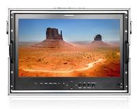 1920x 1080 IPS Panel 21.5 Inch SDI Broadcast Monitor with Alunimum Case And Foldable Sunshade