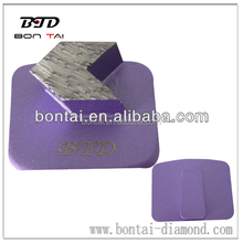 grinding tool Diamond grinding block for Concrete and Terrazzo