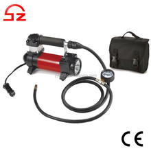 2015 Electric Air Pump for Car and Bike with LED Light