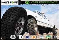 Waystone mud tire lt285/75r16, 33/12.5-15 mud terrain tire, off road tire