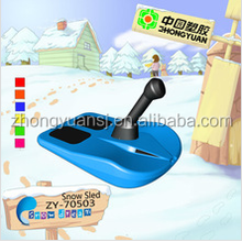 Safe winter Outdoor Childrens Plastic Snow zibob