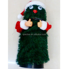 cute Santa Claus, Electric Christmas tree with Dancing and singing YHS47