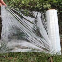 Moisture proof LLDPE industrial bale plastic wrap