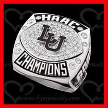 NAAC champions ring custom league sports ring