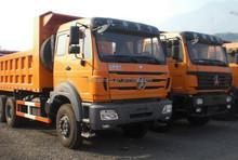 For Congo 6*4 10 wheel Beiben Dump Truck for sale