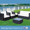 outdoor indoor garden rattan wicker aluminum dining set outdoor furniture cushion