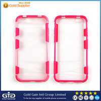 [GGIT] China Factory Wholesale Sports Cool Design TPU+PC Diamond Mobile Phone Bumper Case for iphone 6