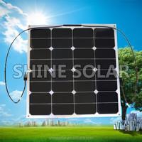 flexible solar panel 1000w 12v thin film flexible solar panel 50w