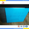 Colored Roofing Material Of Laxan Polycarbonate Hollow Sheet PC Hollow Sheet
