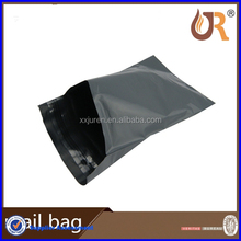 new style PE self adhesive black mailing bags
