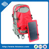 6.5W 6V Solar outdoor backbag Outdoor Folding Solar Charger Bag charge For Mobilephone Power Bank MP3/4 iPhone iPad