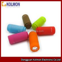 KOLMON-Plastic chargeable portable mini flashlight