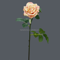 2015 new design wholesale modern cheap artificial flower parts