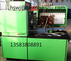High profile and test mechanical pumps Em279 diesel injection pump test bench with high precion