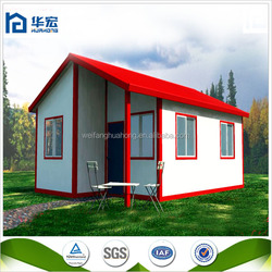 China Low cost Small Construction House With Mobile Home Wall Paneling