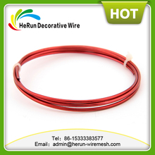 HR Gold Colored Aluminum Wire for Wrap Ring, Wire Jewelry, Wire Art