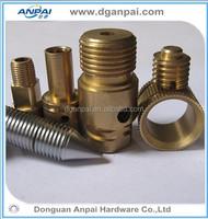 metal part cnc machining/buffing machine parts