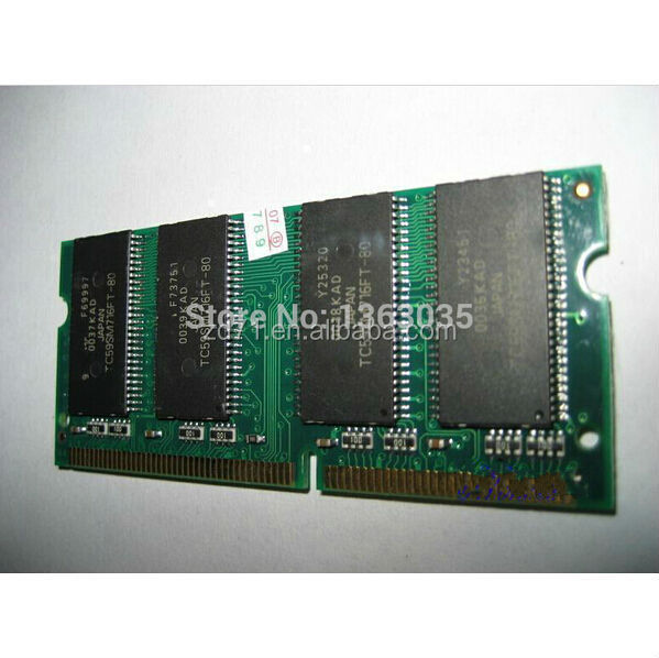 Used Copier FS-C5020N DDR2 256MB Ram Memory
