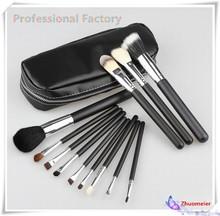 Brand Professional pincel maquiagem New MC Makeup Brush 12 pcs Cosmetic Make Up brushes Set With Case Bag Kit