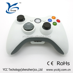 alibaba china supplier white Wireless for for xbox 360 controllers cheap video game accessories for xbox 360 console