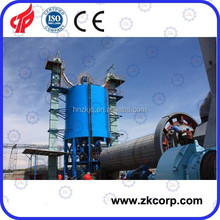 Close circuit finish mill with separator for cement grinding