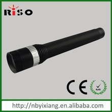 high lumen emergency tactical led flashlight with tail hammer
