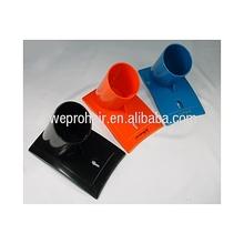 top quality hair dryer stand holder spiral hairdryer holder hair salon equipment for salon beauty