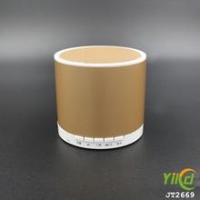 Great subwoofer Bluetooth 4.0 Speaker 8W Metal shell