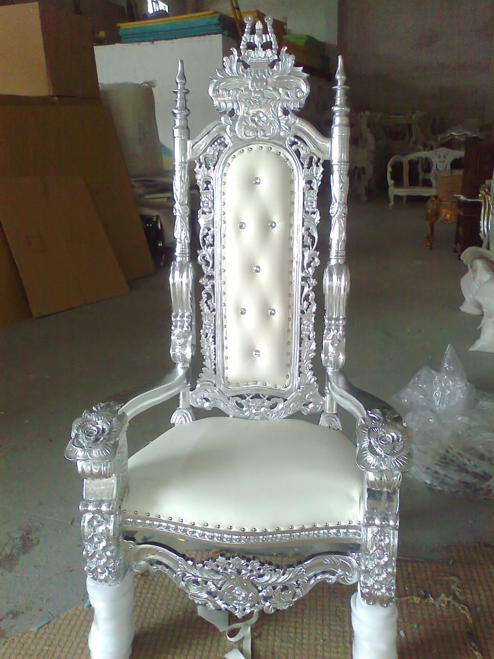 dossier haut baroque reine tr ne roi de chaises antiques id de produit 500007134053 french. Black Bedroom Furniture Sets. Home Design Ideas