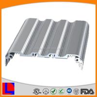 6000 series extrusion profiles electrical parts threading anodized aluminum enclosure
