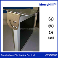 """Roof Mounting LED Monitor 10"""" 12"""" 15"""" 17"""" 19"""" 22"""" inch Built-in 3G WIFI Bus Advertising Screen"""