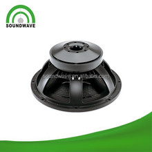 professional 15 inch active pa subwoofer