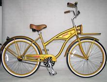 "26"" Lady City Bike Beach Cruiser Bicycle"