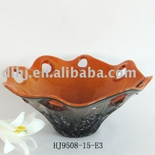 Glass Vase With Hole