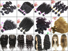 Gold Supplier Guangzhou Bosin Hair Extensions & Wigs