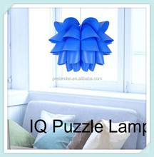 Premium Modern Led Pendant Light Puzzle IQ Light Lamp shade Kit