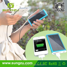 2015 new promotional solar phone charger,mobile solar phone charger for iphone, Rohs OEM/ODM factory solar phone charger