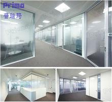 Fashion modular sliding folding office partition walls