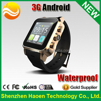 Factory price of 3G Wrist Watch Phone Android, IP67 Waterproof Wrist Phone Watch Android 4.2 3G GSM Wrist Watch Mobile