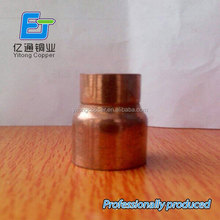 factory ome low price flat copper flexible pipe fitting johnson full coupling