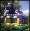 Inflatable Dinosaur Jumper