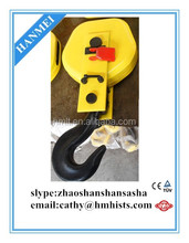 best quality electric hoist load hook in popular